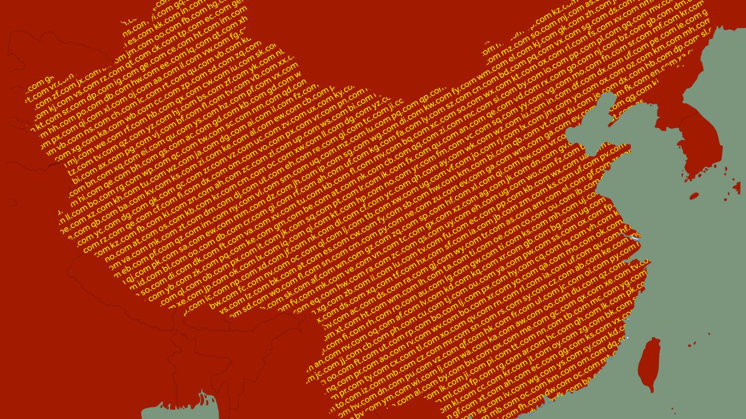 china-domains